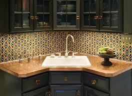 Corner Kitchen Sink Design Ideas  Remodel For Your Perfect Home - Corner undermount kitchen sink
