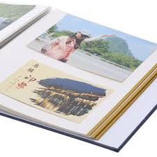 photo album with sticky pages diy 20 sheets 40 pages hardboard cra end 11 6 2018 8 15 pm