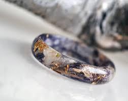 wedding ring alternatives for men promise rings eco resin ring nature inspired engagement