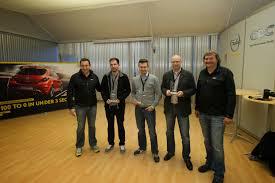 opel dudenhofen opel opc performance training absolviert motoreport