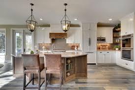 white kitchen cabinets with vinyl plank flooring kitchen floor ideas on a budget designing idea