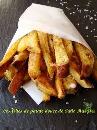 cuisiner patate douce poele facile de réaliser des frites de patate douce au four