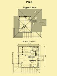 Hillside Home Plans 1647 Sq Ft Hillside House Plans For Sloping Lots And Small Lake