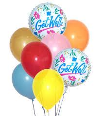balloon bouquest get well balloon bouquet bitroses