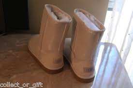 ugg boots sale size 4 uggs k glitter white boots size 4 in box a2280d7b922bd8ddc1fe1d1130a18745 jpg
