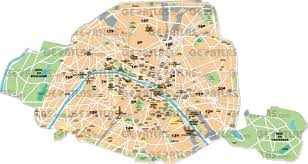 New Orleans Street Map Pdf by Geoatlas City Maps Paris Map City Illustrator Fully