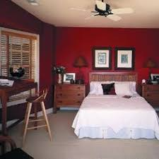 Wine Color Bedroom by Decorating With Red Walls Google Search Mission Condo Setup
