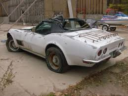 1972 corvette convertible 454 for sale 70 corvette convertible barn find02