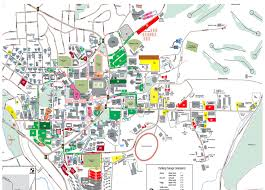 Spokane Community College Map Comment By Feb 13 On Proposed Parking Changes Wsu News