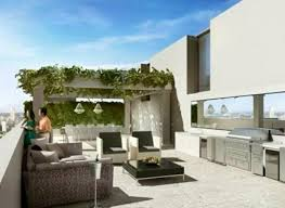 Roof Terrace Design Ideas Examples And Important Aspects - Home terrace design