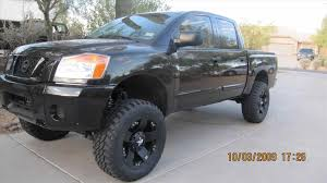 nissan titan cummins lifted lift lifted ranger on 35s in tires need help and pics nissan