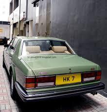 bentley turbo r coupe supercars of hong kong bentley turbo r 1980s u0027 with hong kong