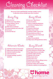 119 best cleaning checklists images on pinterest cleaning hacks