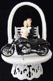 harley davidson wedding cake toppers harley davidson wedding cake topper food photos