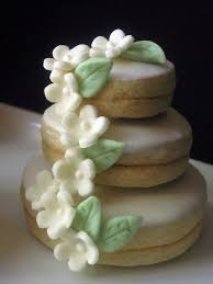 Wedding Cake Cookies Wedding Cake Cookies Mini Wedding Cakes Stacked Butter Co U2026 Flickr