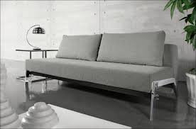 Couch That Turns Into Bed Furniture Wonderful Modern Living Room Sofa Leather Sleeper