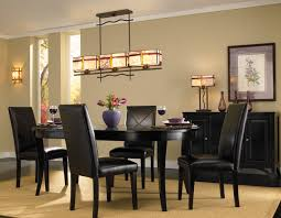 Modern Chandelier For Dining Room Linear Chandelier Dining Room Visionexchange Co