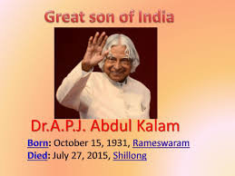 quotes of dr abdul kalam great son of india