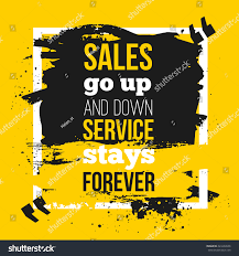 quote goals are dreams with deadlines quote sales go down service stays stock vector 423248536