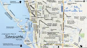 Map Of Southwest Florida by Judgmental Maps Sarasota Fl By Tony Copr 2014 Tony All Rights