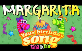 cartoon margarita tina u0026tin happy birthday margarita youtube