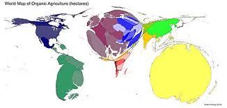 cartogram map cartogram