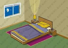pictogramme chambre chambre à coucher illustration libre de droit sur illustrabank com
