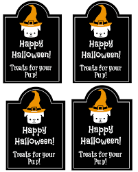treatthepups with halloween goodie bags free printable sippy