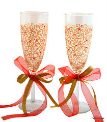 champagne glasses clipart hand painted premium golden artistic champagne flutes