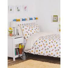 Cot Duvet Set Sunny Buzzy Bee Cot Bed Set