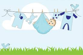 baby boy clothes line free stock photo domain pictures