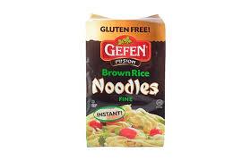 gefen noodles gefen fusion brown rice noodles the gluten freedom store