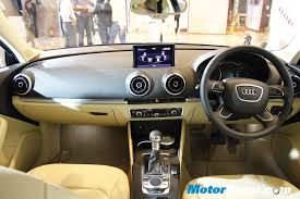audi a3 in india price 2014 audi a3 launched in india priced from rs 22 95 lakhs