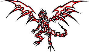 red eyes black dragon vs blue eyes white dragon yu gi oh fan art