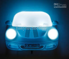 2017 novelty led car l lights smart light led