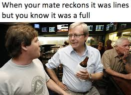Kevin Rudd Memes - kevin rudd is being revered as a handball god in schools across