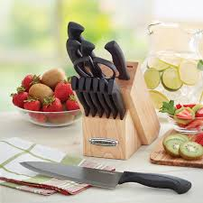 dishwasher safe kitchen knives farberware knife armor dishwasher safe knives and knife block set