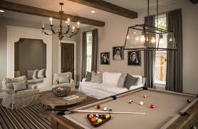 how big of a room for a pool table how to place pool table in living room interior design to look neat