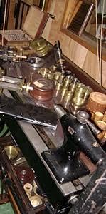 7913 385 antique fenn of ornamental turning lathe with
