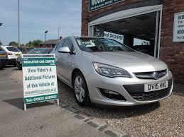 used vauxhall astra sri 2015 cars for sale motors co uk