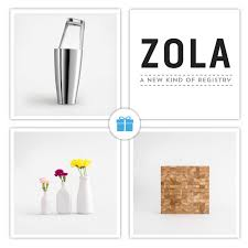 wedding registey zola wedding registry