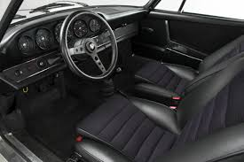 new porsche 911 interior for sale mint 1973 porsche 911 carrera 2 7 rs touring