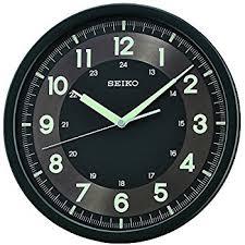 seiko qxa521jlh classic wall clock watches