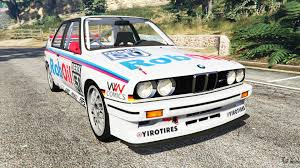 Bmw M3 1991 - bmw m3 e30 1991 v1 3 for gta 5