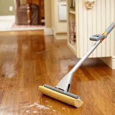 Best Sponge Mop For Laminate Floors Amazon Com Casabella Extra Wide Roller Sponge Mop Home U0026 Kitchen