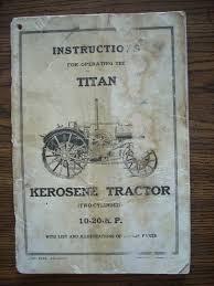 antique u0026 vintage manuals heavy equipment parts u0026 accs