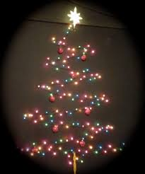 lighted trees for sale walmart spiral