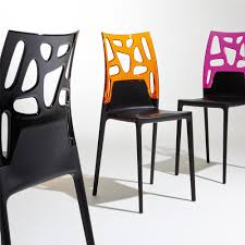 chaise de cuisine transparente eblouissant chaise transparente alinea design thequaker org