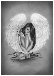 crying angel drawing in pencil animasyon pinterest angel