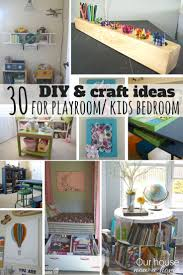decorating ideas for bedroom 30 diy and craft decorating ideas for a playroom or kid u0027s bedroom